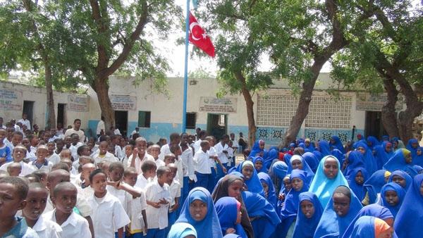 Türklerin Somali hamlesine İngiliz darbesi