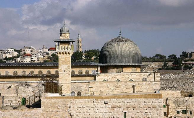 Mescid-i Aksa yakınında sinagog yapılacak