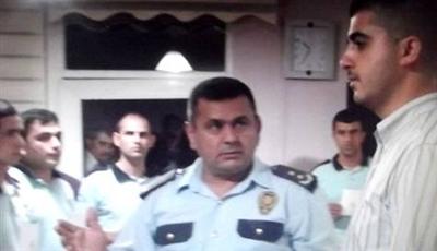 Marangoz'un ataması askıya alındı