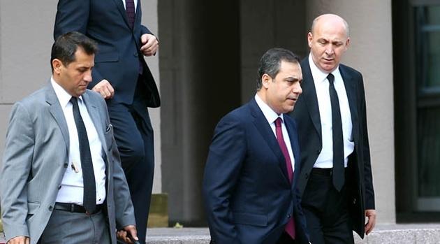 Hakan Fidan, Obama'nın danışmanıyla görüştü