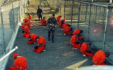 100 mahkum Guantanamo'da açlık grevinde