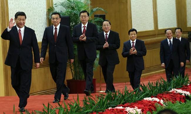 Çin'in yeni dönem liderleri: Kim kimdir?
