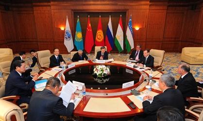 Tacikistan ŞİÖ dönem başkanlığını yapacak