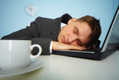 Uyku apnesi stres yapıyor