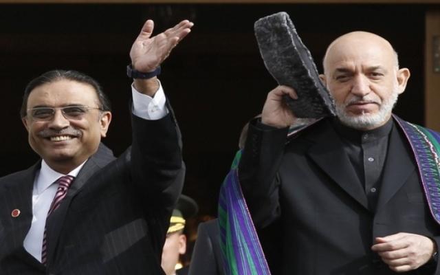 Afganistan barışını Londra'da tartışıyorlar