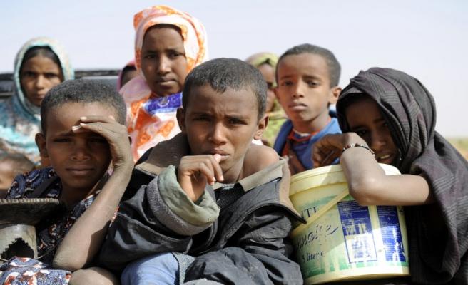 Malili mülteciler 60 bini buldu