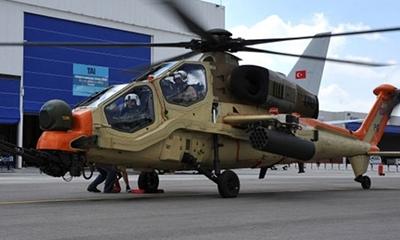 Yerli helikopter yarın teslim ediliyor