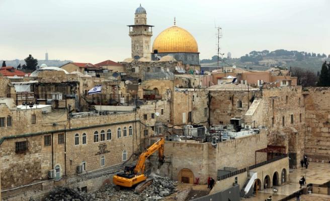 Kudüs'te sirenler çaldı