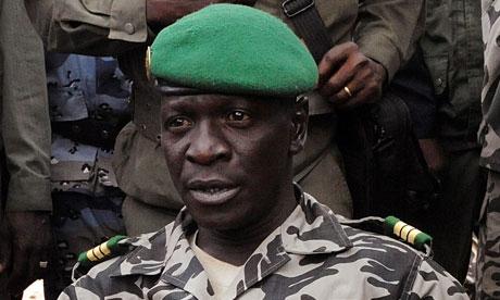 Mali'de askerler arasında çatışma