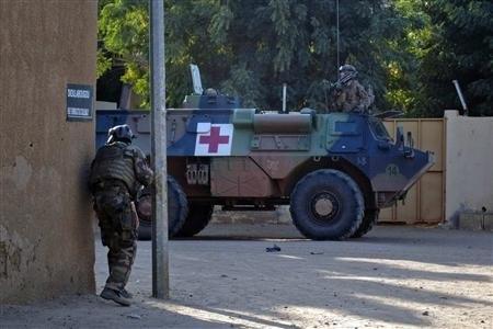 Fransızlar, Mali işgaline desteği azalıyor