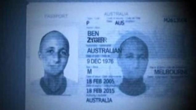Mahkum X Avustralya'ya bilgi aktarıyordu