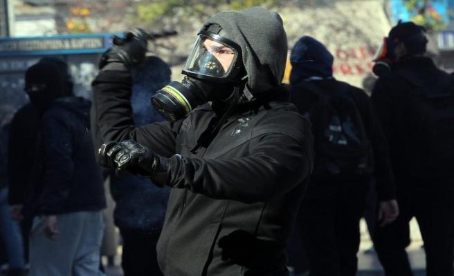 Yunanistan felç oldu - FOTO