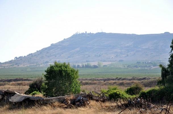 Suriye'nin havan mermileri Golan'a düştü