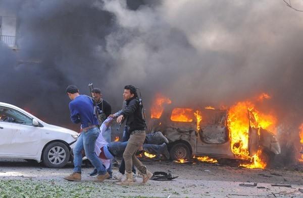 Suriye'de intihar saldırısı: 25 Ölü