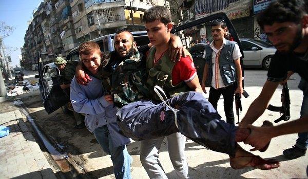 Suriye'de bir haftada bin kişi öldü