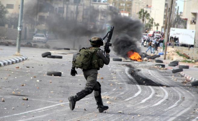 Kamptaki Filistinliler ikinci kez evlerinden olacak