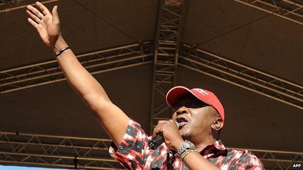 Kenya'da şimdi ne olacağı konuşuluyor