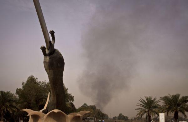 Irak Adalet Bakanlığı'nda patlama: 24 ölü