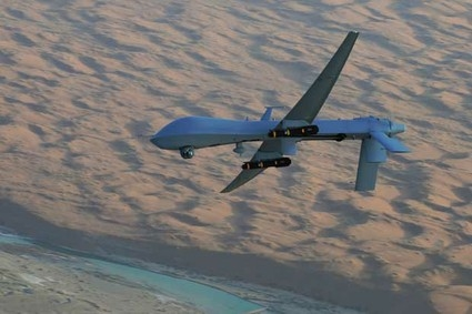 ABD drone'ları saldırdı, Pakistan kınadı
