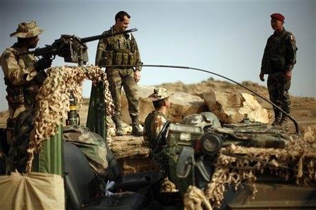 Timbuktu'da bombalı saldırı