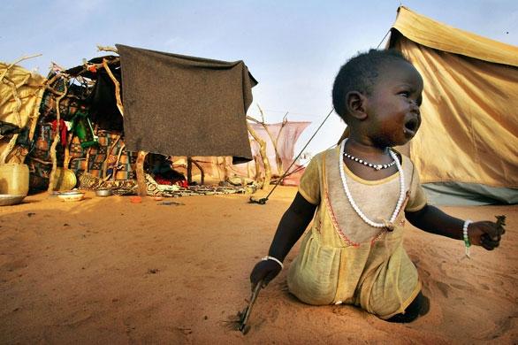 Darfur'da 15 isyancı öldürüldü