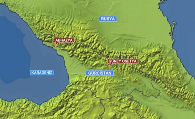 Baskı gören Abhazya'dan Türkiye'ye yaptırım kararı