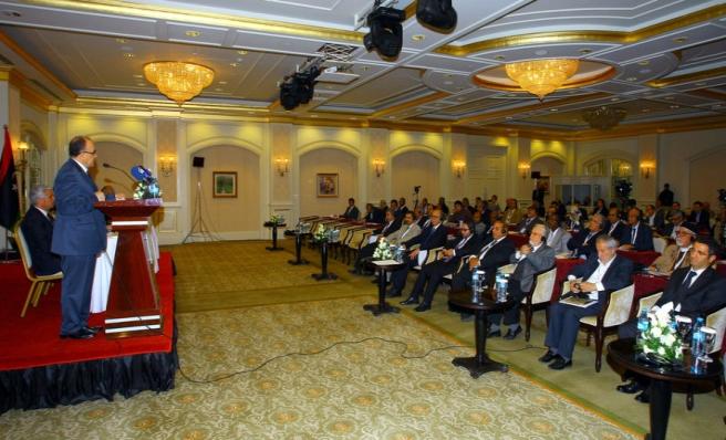 Libya'da Ak Parti'yi anlattılar