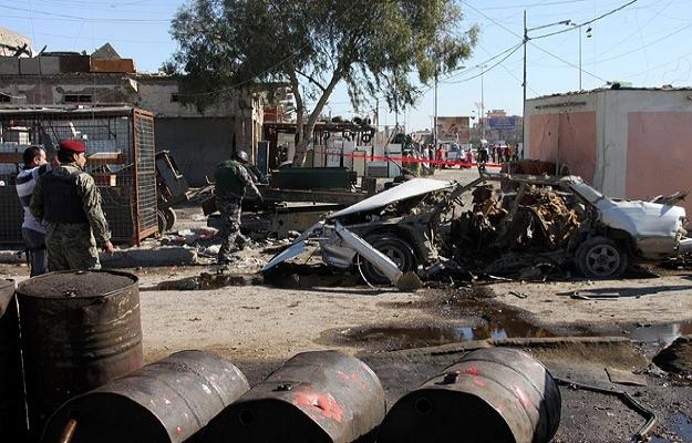 Irak'ta camiye hediye edilen bombalı saat patladı