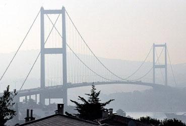 Köprü ve yollardan 10 ayda 655 milyon lira