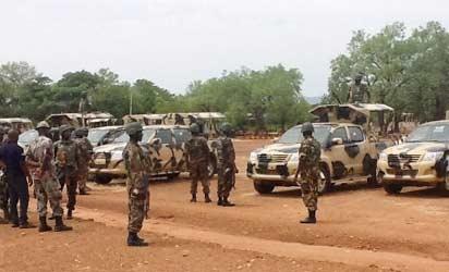 Nijerya, komşu Nijer'den yardım istedi