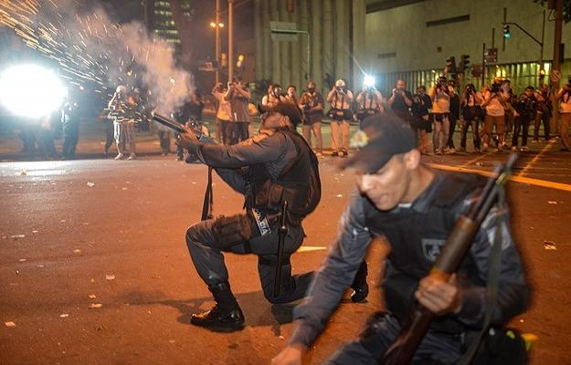 Brezilya, gösterilerden gereken dersi aldı