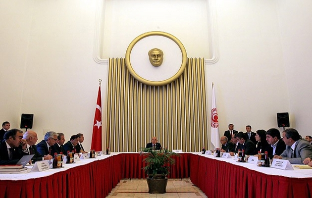 BDP'nin ikinci resmi dil talebi kabul görmedi