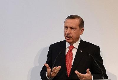 Başbakan Erdoğan Petersburg'da