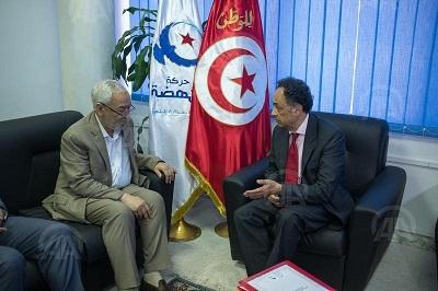 Tunus'ta görüşmeler kesildi