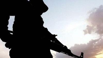 Kağızman''da asker intihar etti