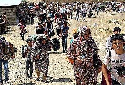 Suriyeliler akın akın geliyor !