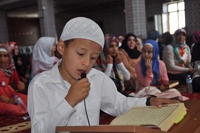 Bu yaz 3 milyon öğrenci Kur'an kursuna gitti