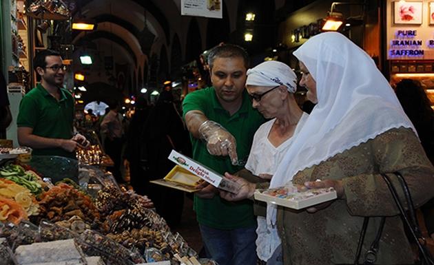 Srebrenitsa annelerinin İstanbul sevinci