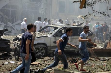 Trablus bombalamalarıyla ilgili bir gözaltı