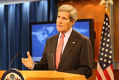 Kerry'nin telefon trafiği sürüyor
