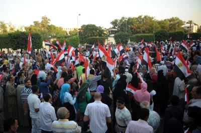Mısır'da 'Devrimi geri alma Cuması'na çağrı