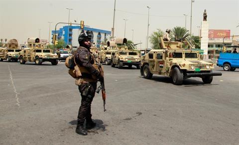 Irak'ta cami saldırısı: 5 ölü