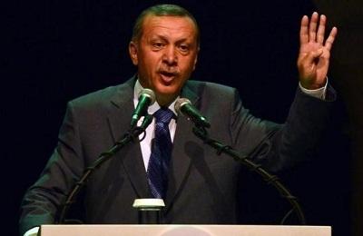 Erdoğan: Batı sadece konuşuyor