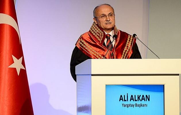 Yargıtay Başkanı Alkan'dan demokrasi vurgusu