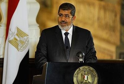 Mursi: Dünyayı şaşırtan direnişi selamlıyorum