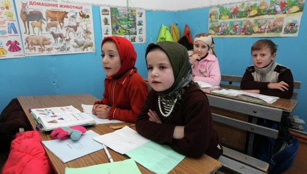 Dağıstan'da okullarda başörtüsü serbest