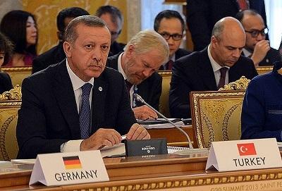 Erdoğan: G20'ye önemli sorumluluk düşüyor