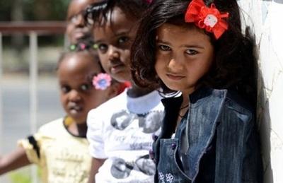 Afrika'nın Ispartalı çocukları