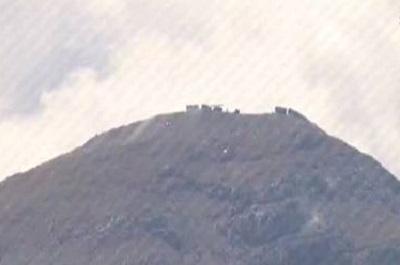 Suriye sınırına radar ve füze sistemi