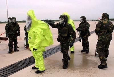 Kimyasal silahlardan arındırmada soru işaretleri